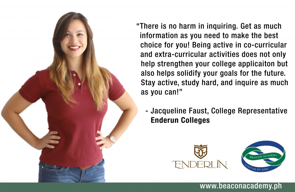 Enderun Colleges Visitor
