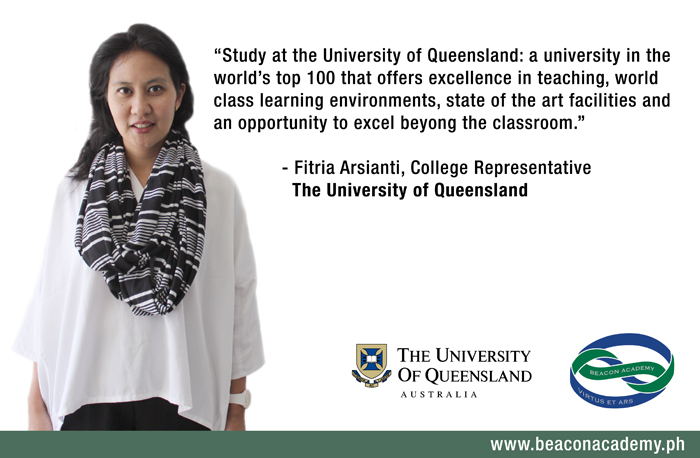 University of Queensland2015